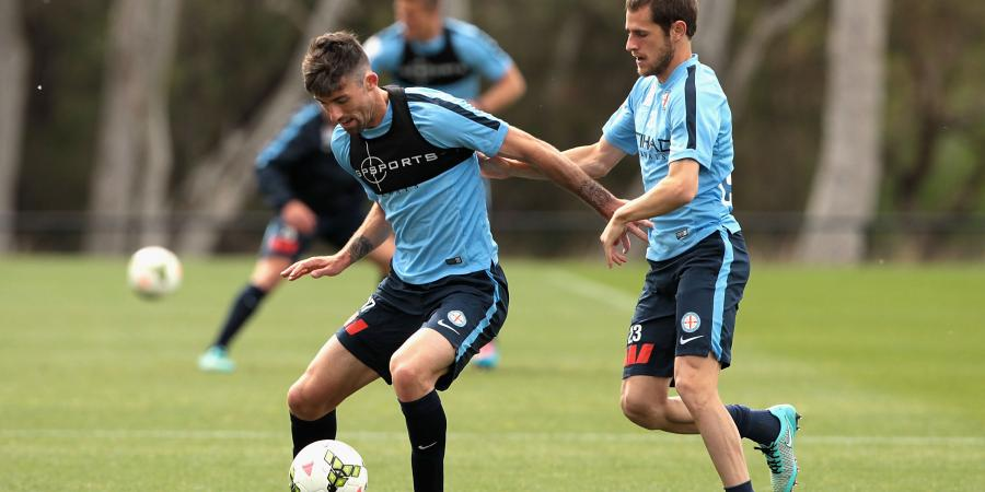 Jason Hoffman released from Melb City
