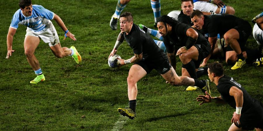 The Rugby Championship: All Blacks 39 - Argentina 18 - Thoughts?