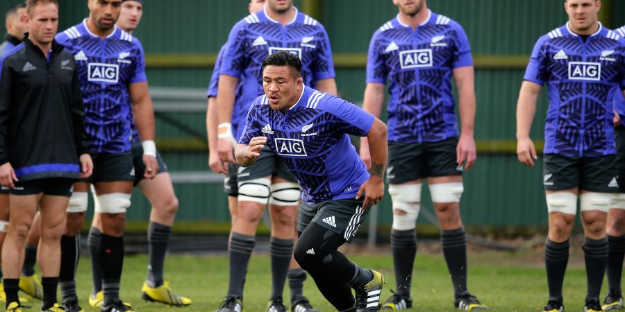 All Blacks keen to improve on Samoa win