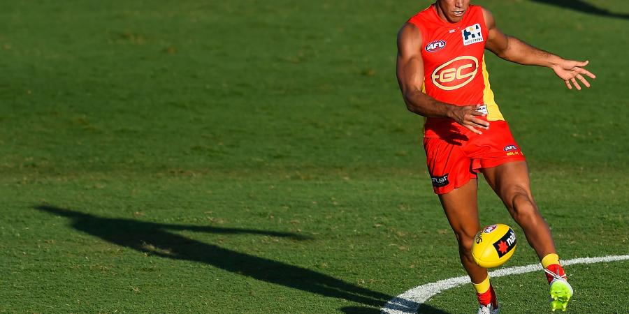 Suspended AFL ban, fine for Suns' Bennell