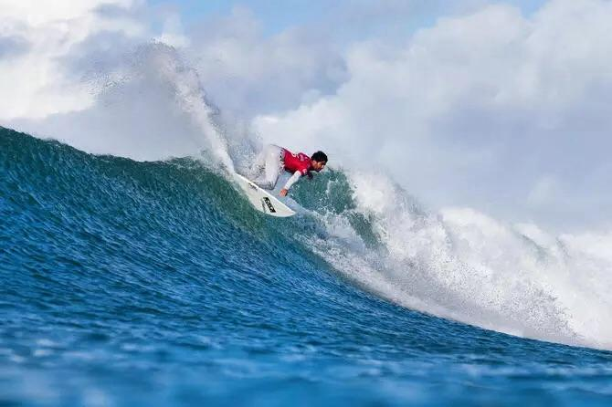 The Superheat that wasn't super - J Bay Open
