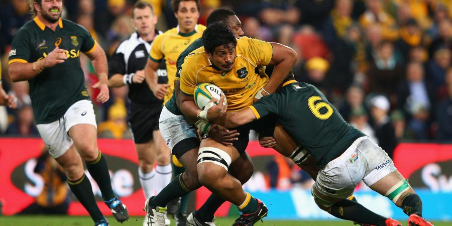 The Rugby Championship Round 1 : 10 Things We Learnt