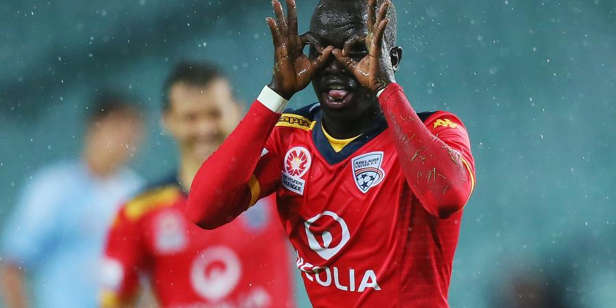 Adelaide's Mabil joins Danish champions
