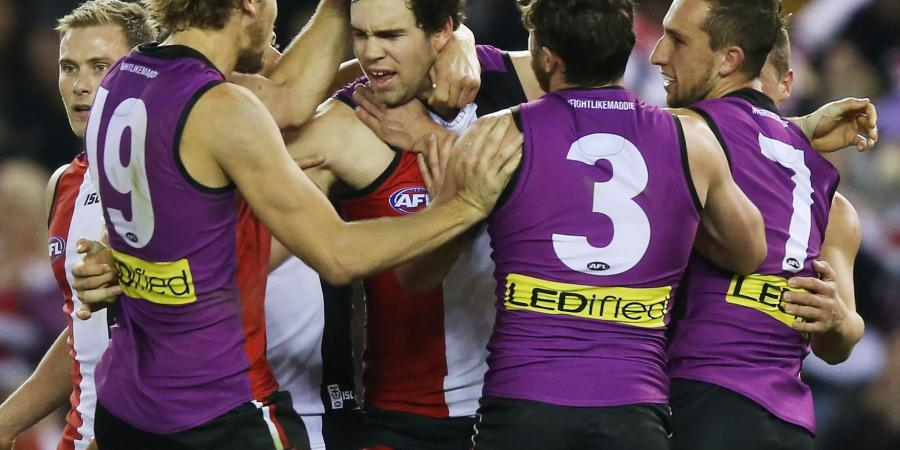 Riewoldt relishes AFL youngsters