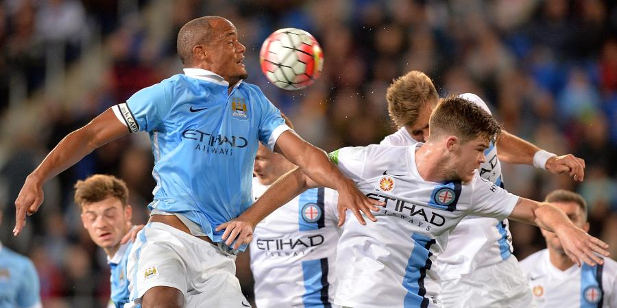 City revamp their off-field A-League team
