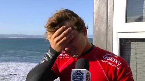 Will Julian Wilson get a bravery award?