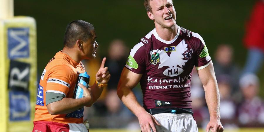 DCE hurt in Manly's loss to Cowboys