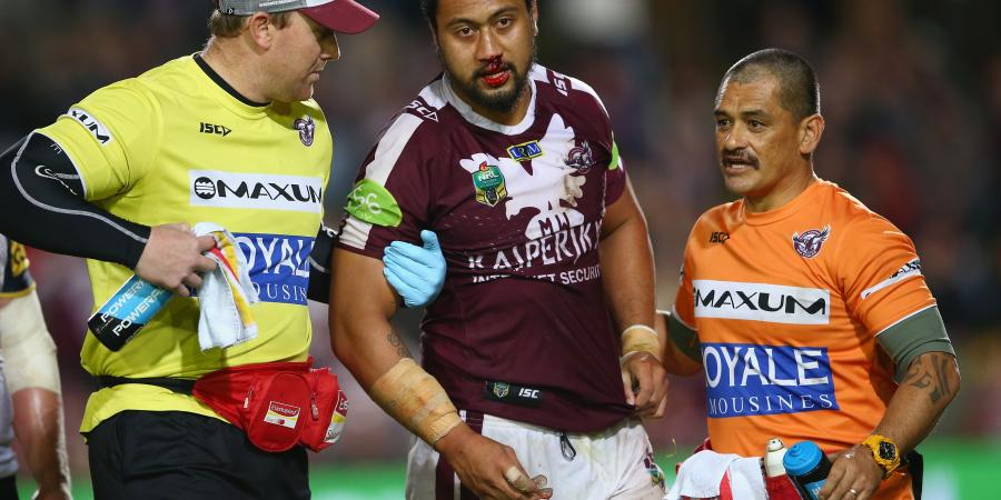 Sandow accepts two-match NRL ban