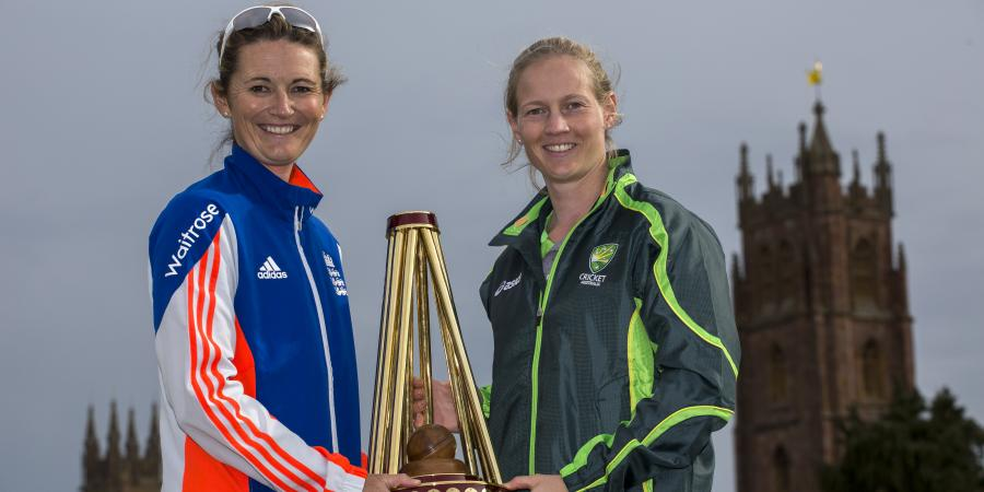Women's Ashes: England to begin their Ashes defence at Taunton