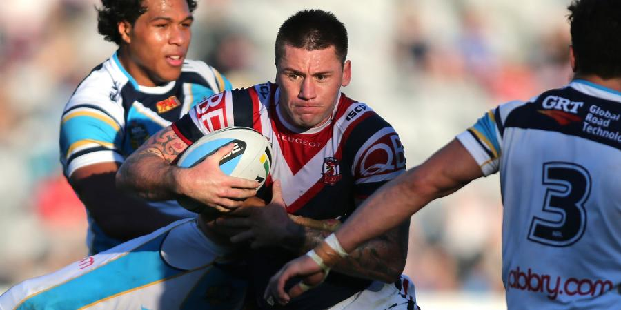 SKD not named for Roosters v Tigers