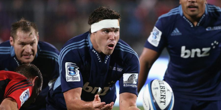 Retallick signs for Rebels in Super Rugby