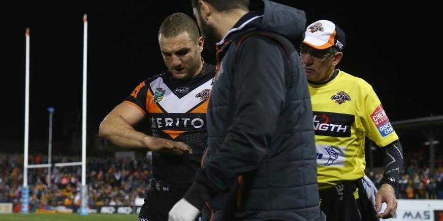 Farah ruled out of Tigers clash