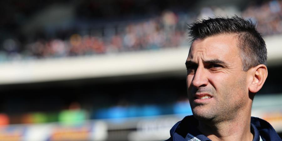Caretaker Crows coach coy on AFL future