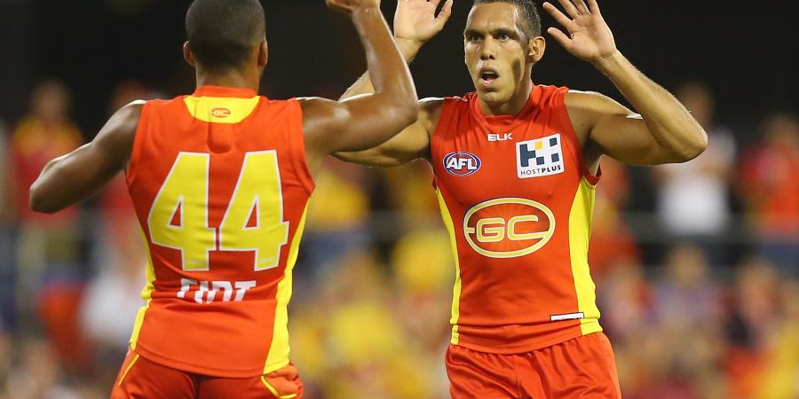 Bennell wants to stay with Suns in AFL