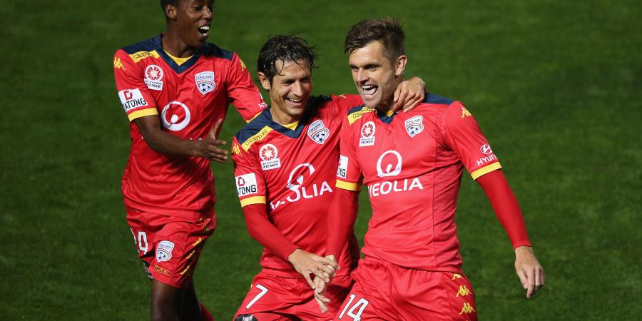 Jets sign ex-Adelaide midfielder Watson