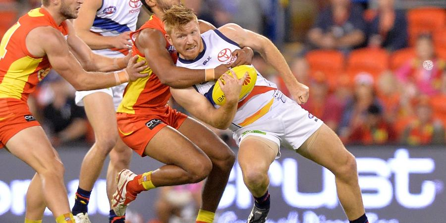 Suns can't focus on Crows emotion: Eade