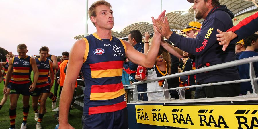 Talia ready for AFL return against Swans