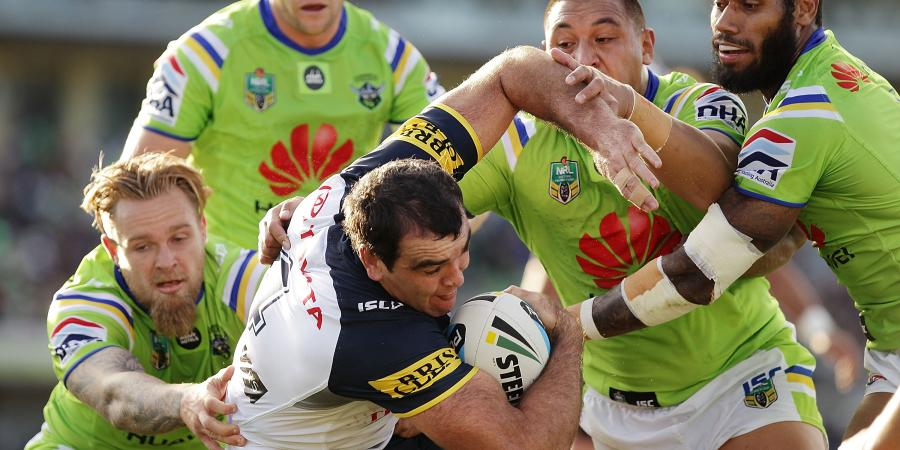 Raiders seek to end NRL drought in Nth Qld