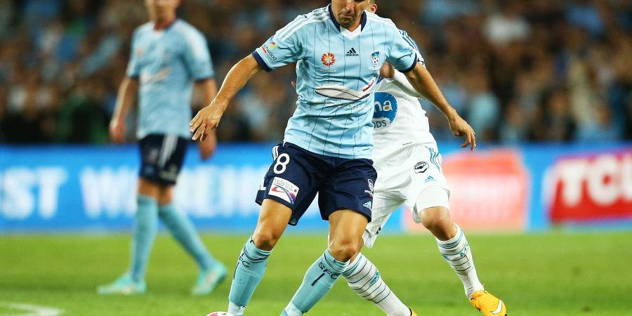 Dimitrijevic re-signs with Sydney FC