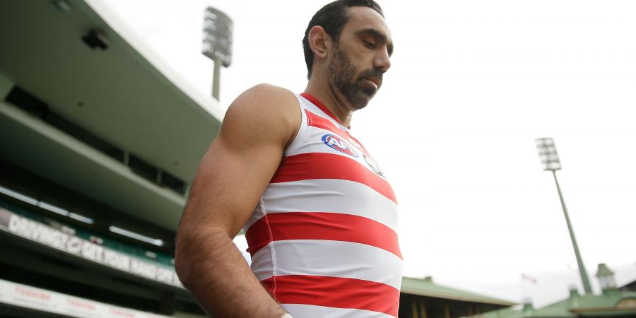 The line between Goodes and bad