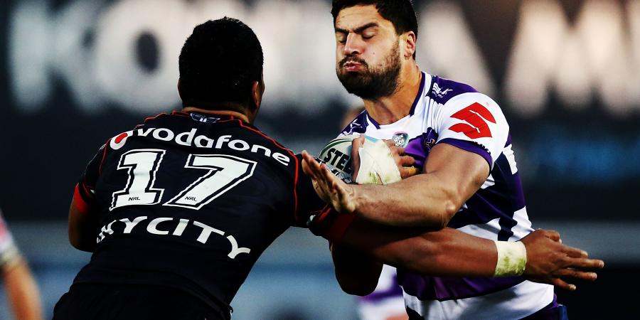 Storm surprised at biting allegations