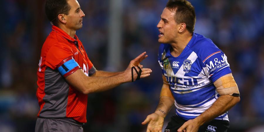 Reynolds learning despite NRL bans: Hasler