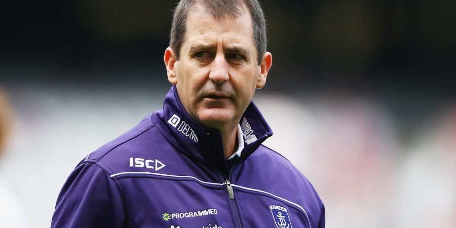 Boo Goodes and you're racist: Ross Lyon