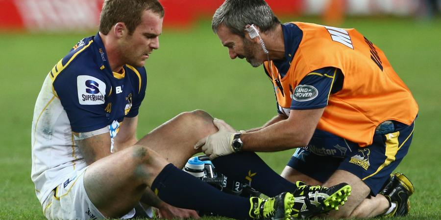 Speight out for six weeks