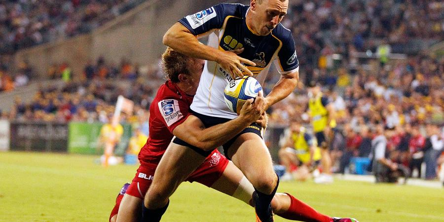 Brumbies tactics put to the test against brutal Reds