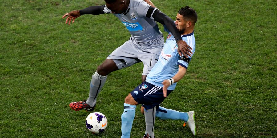 Syd FC no Match for Toon