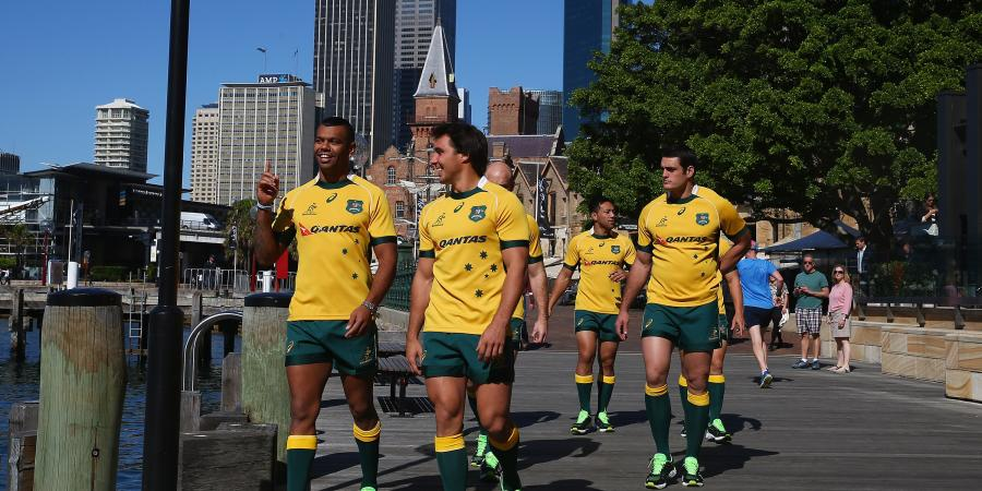 11 Tahs make Wallabies