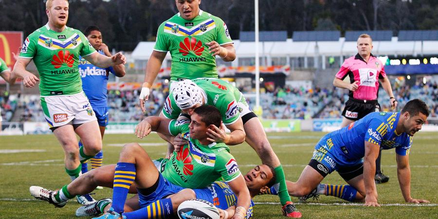 Raiders v Eels Wrap-Up