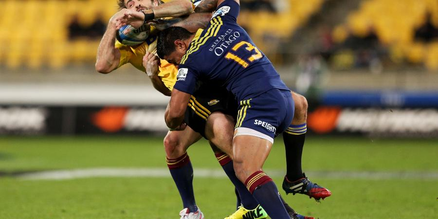 Canes winded by H'landers