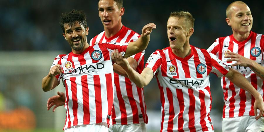 Melbourne City's Marquee Players