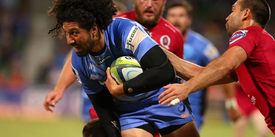 Western Force - Locked in