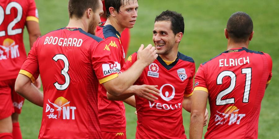 Cirio Snatches Victory to Move Adelaide to Second