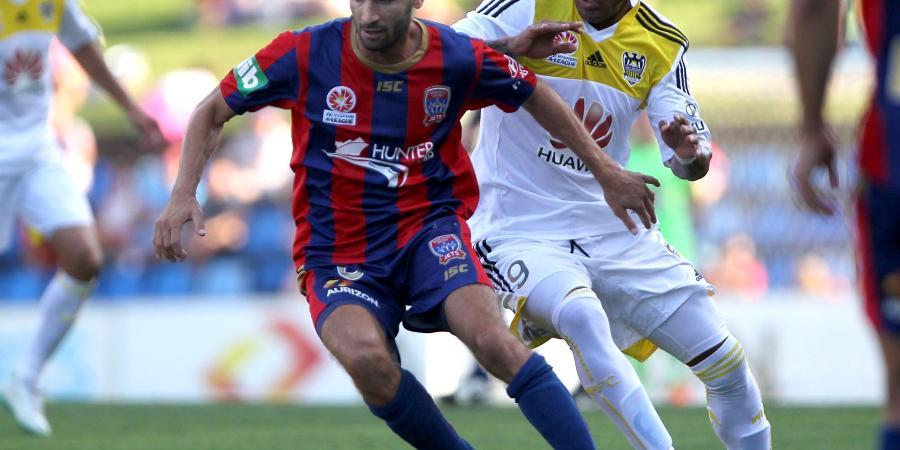 Caravella leaves Jets
