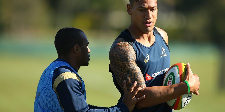 Wallabies Named for SA and Argentina Tour