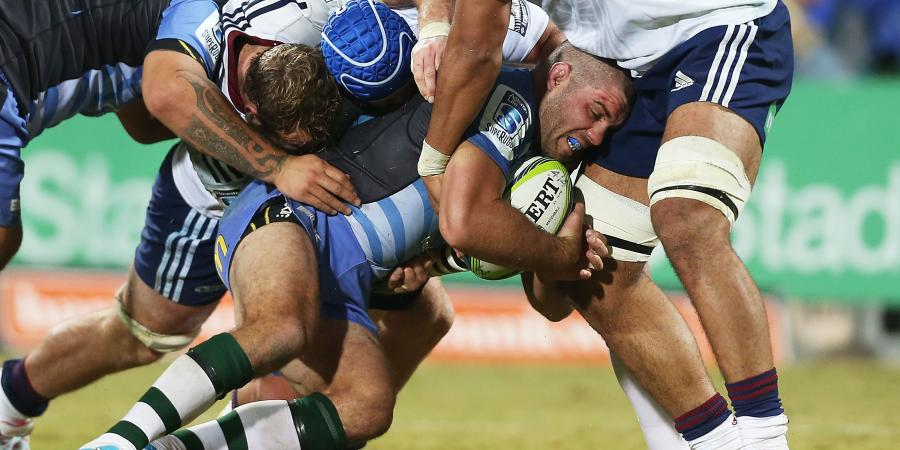 The Western Force Back Row � This is a warning!