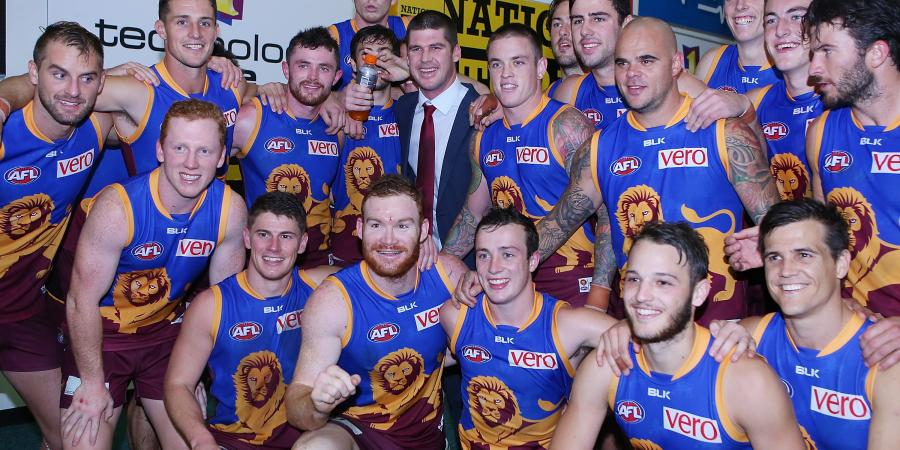 Browny's Winning Send-off
