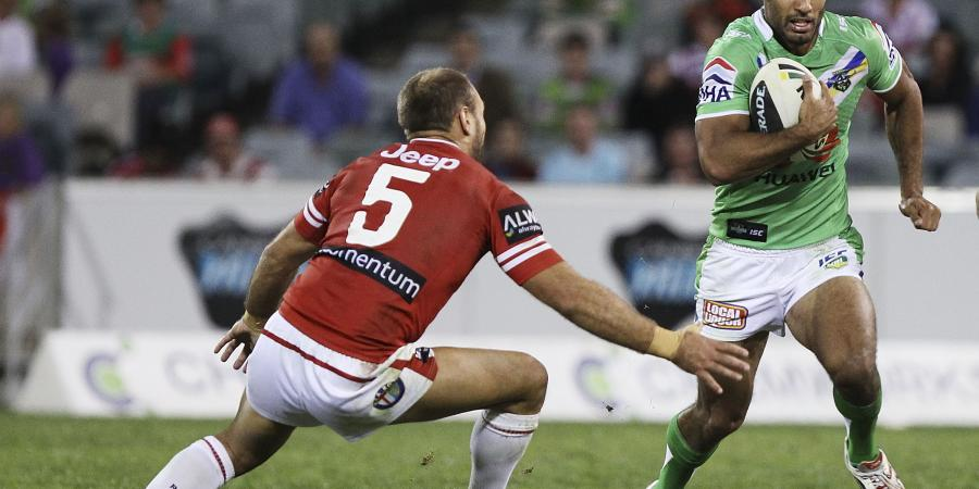 Raiders v Dragons Preview