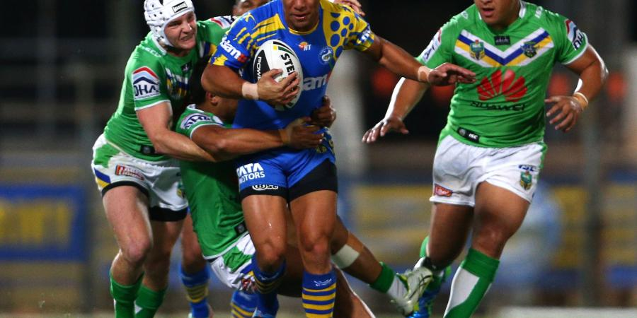Raiders v Eels Preview