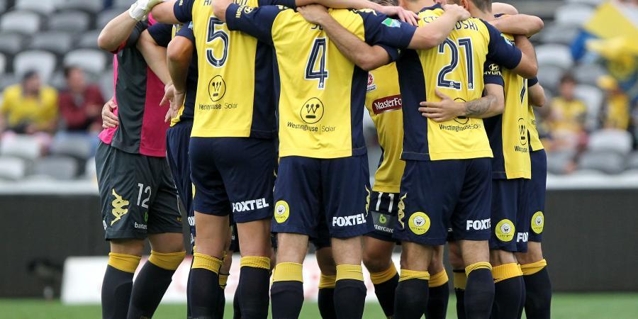Central Coast Mariners Squad vs Melbourne Victory