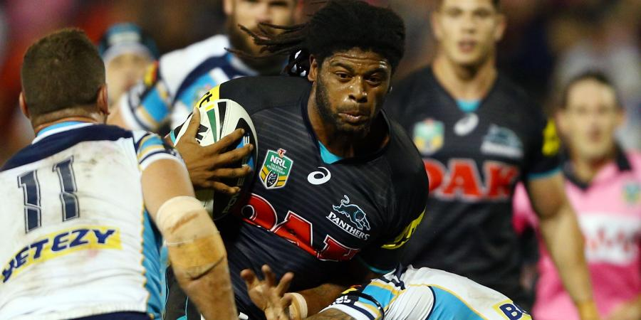 Panthers Pounce Titans