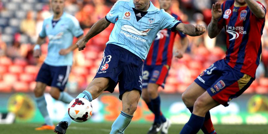 Jets grounded again by Sydney FC