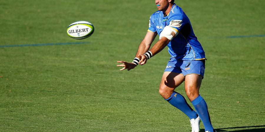 Sias Ebersohn ready to face Dragons