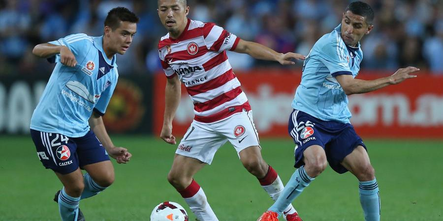Sydney FC win derby clash