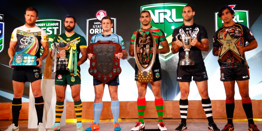 The Rugby League of Extraordinary Gentlemen