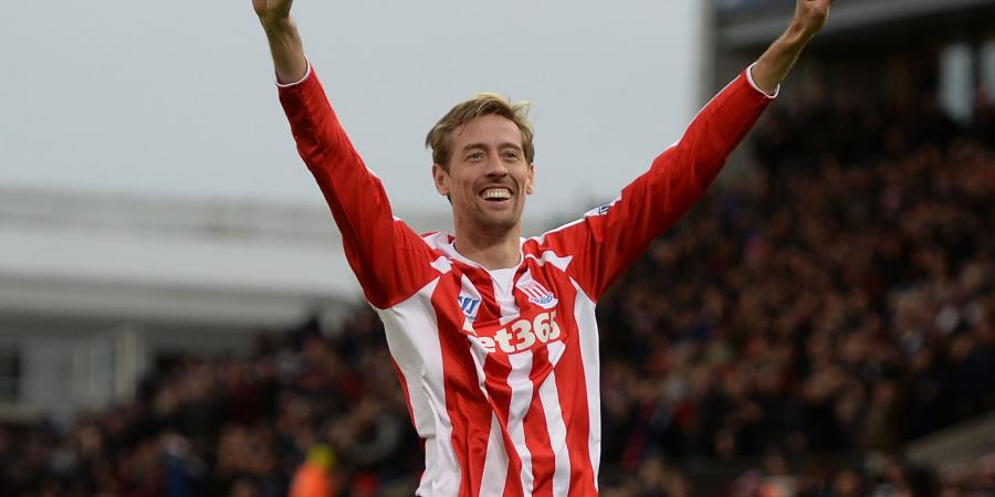 Newcastle Jets look to Peter Crouch