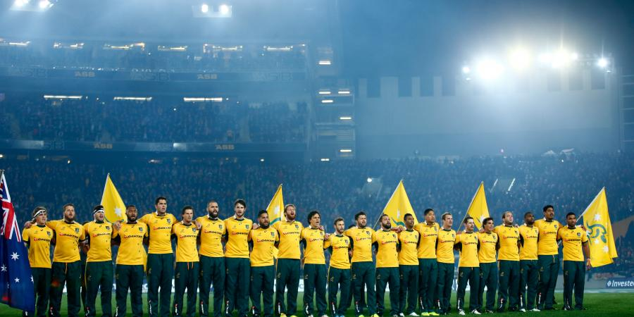 Wallabies Squad announced for Springbok Test